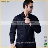 high quality black safety uniform workwear coverall