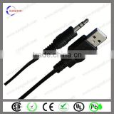 factory supply OEM usb cable awm 2725 vw-1