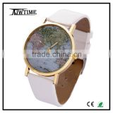 free sample leather lady watch bell and rose quartz watches ladies pictures of fashion girls watches,map watch womens
