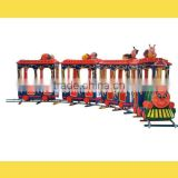 15 other amusement hot selling good quality metal christmas train