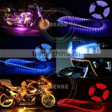 Fashion automobile decoration 5050 led rope light /led flexible neon tube