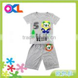 Hot selling high level new design delicated appearance boys track suit
