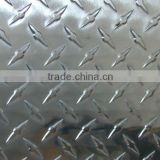 5082/5083 Embossed (with five bar) Aluminum sheets/plates used for floor (best price and high quality)