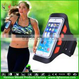 2016 night running product 5.5 inch mobile phones running armband jogging sport armband for riding/ cycling