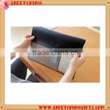 Semi-Transparent PP Multi-purpose Multi Pockets File Plastic Briefcase