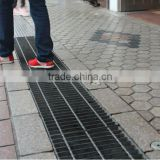 2016 High quality Road drainage well steel gratings trench cover drainage ditch (factory price) (ISO certification)