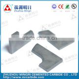 tungsten carbide percussive tips for mining tools