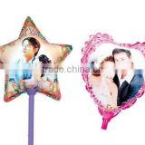 DIY inkjet printable balloons, A4 size (wedding decoration;free software support,made by hand)