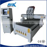 High efficiency 1325 ATC CNC router engraver machine atc 3/4/5 axis Furniture making cnc wood carving machine