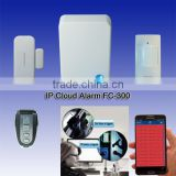 Source of IP Cloud Alarm Based IP Cloud Alarm Security System