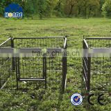 Customized made any size top quality dog cage stainless kennel
