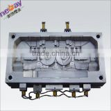Plastic injection moulding for car body parts