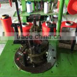plastic wire/red plastic wire knitting machine to make cleaning cloth/sponge scourer cloth