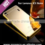 Samco Luxury Mirror Design for Lenovo K3 Note Back Cover, Custom Case for Lenovo K3 Note