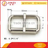 Wholesale Gold Plating Iron Wire Pin Roller Buckle Ladies Handbag Metal Hardware Accessory
