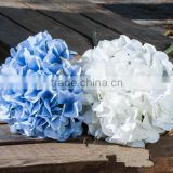 Goog quality wholesale silk real touch artificial hydrangea flowers                                                                         Quality Choice