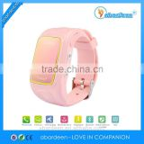 High Quality Kids GPS Tracking Watch GPS Tracking Watch with Monitor Online Software Anti-Kidnapping