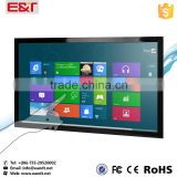 "82"" USB interface IR touch screen frame waterproof/anti-glare infrared touch panel for kiosk/digital signage/vending machine"