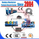 tire ring recycling machine / tire ring cutter / tire ring cutting machine
