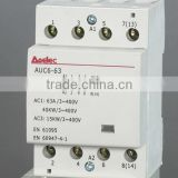 AUC6 with good quality telemecanique air conditioner magnetic contactor