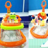 latest baby walkers/pusher baby walker baby walker baby adjustable babywalker rubber wheel baby walker plastic baby walker