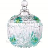 Buy wholesale direct from China, Cristal candy jar, Glass Sugar Pot                                                                                                         Supplier's Choice