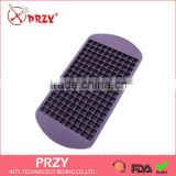 Serving creative 160 silicone ice small tray mold ,mould boxes of frozen ice 1*1*1cm