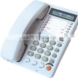 telephone maison free headset caller id phone new design landline corded caller id phone