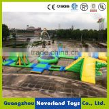 NEVERLAND TOYS Inflatable Water Play Equipment Inflatable Aqua Park Giant Floating Water Park for Adults Hot Sale