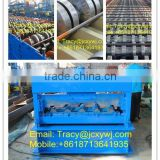 Good quality best price automatic Floor Decking Roll Forming Machine Made in China export to russia