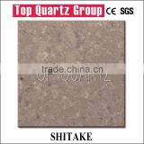 Hot Sales Shitake Quartz Stone Price,Processing Cheap Price Quartz Stone Kitchen Countertop