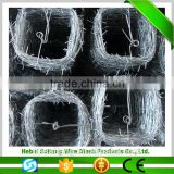 Alibaba china supplier hot dipped galvanized hot-dip galvanized barbed wire price per roll