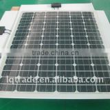 180W monocrystalline Semi-Flexible Solar Panel