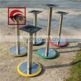 Stainless steel table leg ,metal coffee table legs,folding metal legs,bar table leg,single leg dining table