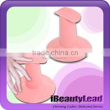 plastic nail finger rest nail art tools nail finger rest holder