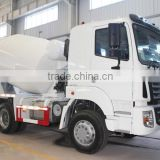 China new arrival ready mix cement trucks concrete mixer truck with hydraulic pump for sale