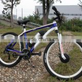 aluminum alloy light electric mountain e-bike