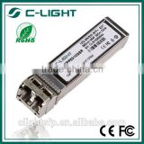 China manufacturer full brand compatible 850nm 10G SFP Transceiver 300m for 10Gb/s 10GBASE Ethernet sfp+ sr