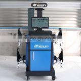 four 3d wheel alignment machine price for car calibration maintenance