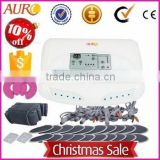 Au-6804 Beauty salon and home use Electrical muscle stimulation slimming machine