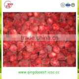 Chinese Organic Fruit Frozen Organic Strawberry