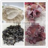 Dried Black Fungus Mushroom Powder