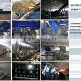 potato washing machine/ potato cleaning machine/ potato starch production line
