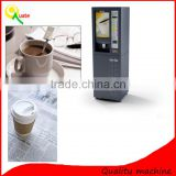Hot Sale Factory Price coffee tea soup vending machine, water vending machine, instant coffee and tea vending machine