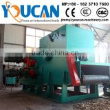 Stable performance forestry crush tree wood chipper machine