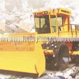 Hot sale for compacting machine and 30ton hydraulic garbage compactor LLC230H, new and cheap!
