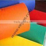 Fire-retardant nonwoven fabric roll for storage case