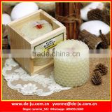 Wholesale Honeycomb Beehive Shaped Bees Wax Candles
