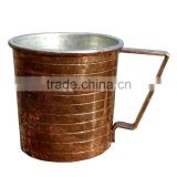 Dark Antique Copper Mug To enjoy your Ginger Vodka, Beer & Moscow mule