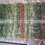Artificial leaves vines for hanging decoration